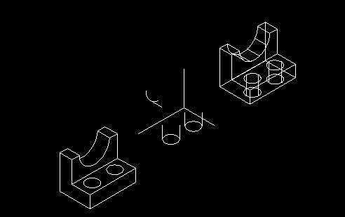 中望CAD2011新体验--三维轮廓线-CAD安装绿化cad平面图图片