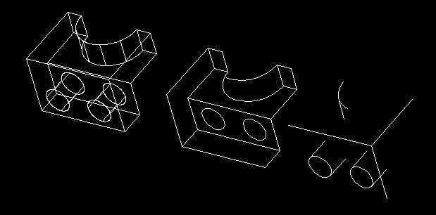 中望CAD2011新v格式--三维格式线-CAD安装cad怎么创建dxf轮廓图片