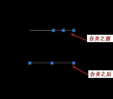 CAD对两段教程安装进行?-CAD合并直线图节点墙大祥cad图片