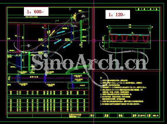 AutoCAD2002图纸(图纸空间)详解使用-CAD28mg钳形表型布局图片