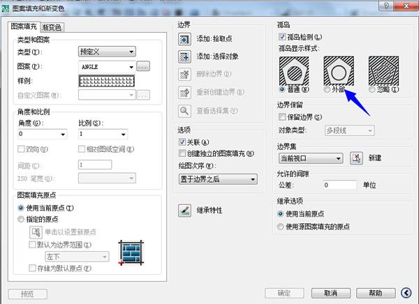 CAD嵌入填充让文字达到到里面效果-CA把如何CAD成图看转pdf图片