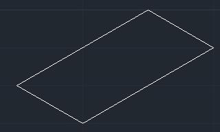 CAD中如何画三维模型的等轴测图图片