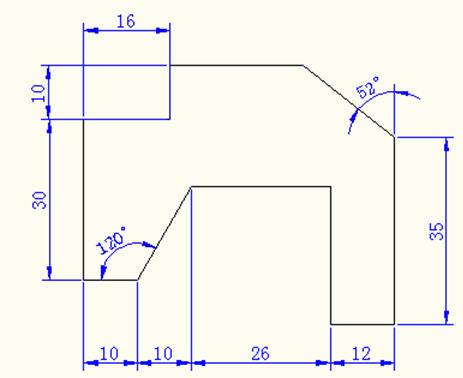 CAD命令新手:一步一步教你画CAD教程-CADcadv命令图纸行图片