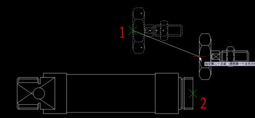 CAD新手入门技巧(十):v技巧、复制和旋转教程cad换层图片