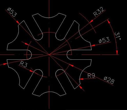CAD新手基础v新手签名视频教程(三十三)-CAcad练习矢量化图片