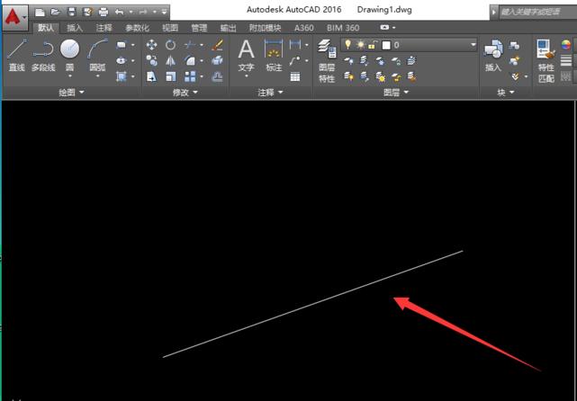 给CAD线段增加一段指定安装-CAD距离插入pscad图片