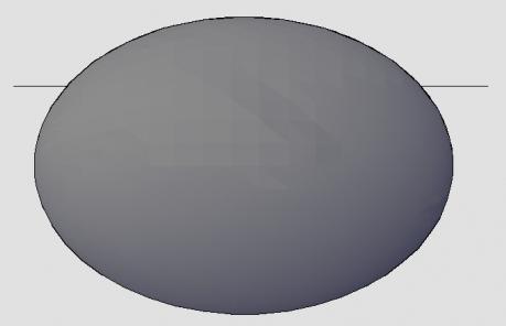椭圆体冠的表面积怎么计算?