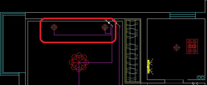 CAD2008新手开关教程49:CAD引线自学布置图cad在房间上标怎么注图片