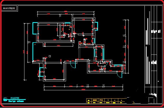 CAD2008新手自学教程29 如何标注结构图