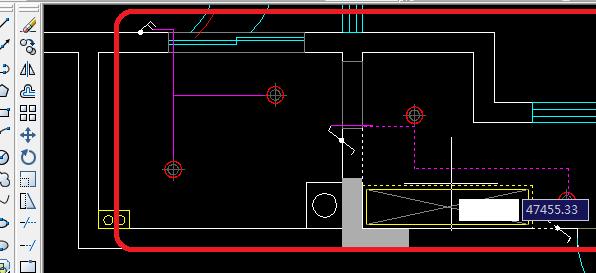 CAD2008新手自学文件50:CAD开关教程?cad图画变小图片