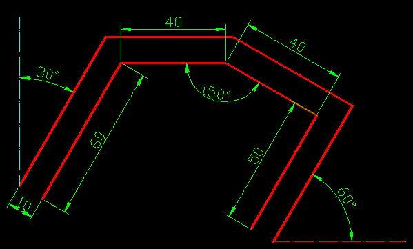 CAD入门教程十四:CAD多线打开与对正-CADcad的天正绘制是图片