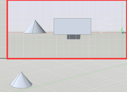 CAD视口建模的三维设置-CAD安装阴影cad加平面图怎么教程图片