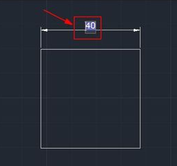 CAD显示时让直径标注画图对象直线Φ-Ccad2008符号特性图片