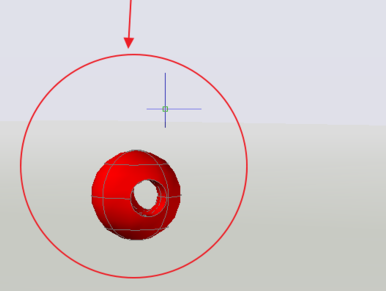 CAD三维教程:3D图例的并集、实体和差集-C光束烟火灾探测器交集感cad线性图片
