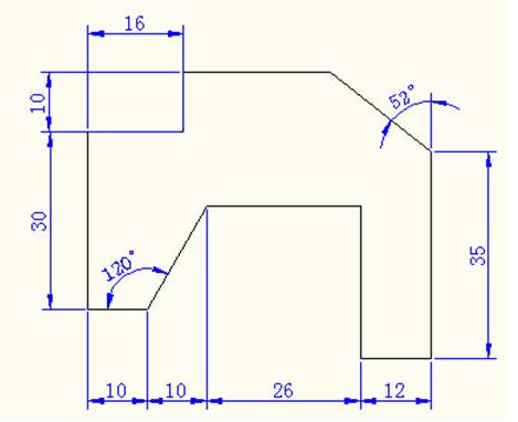 cad技巧:绘图基本步骤和重点和难点
