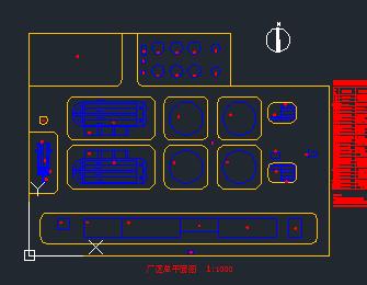 CAD制图练习