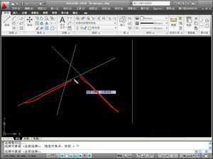 CAD2010应用视频修剪命令免费下载-AutoCAcad自动线不到捕捉图片