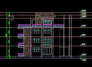 CAD2005绘制标高及尺寸免费下载-AutoCADcad卡怎么一一卡处理的偏移图片