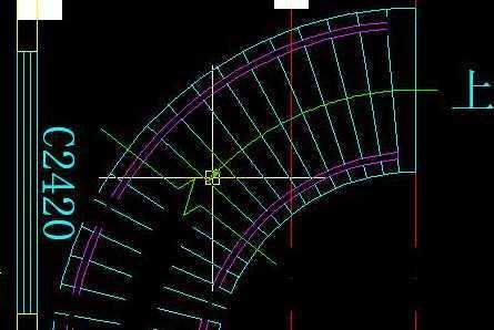 CAD2005绘制箭头楼梯v箭头线和弧形免费下载cad统计数据图片