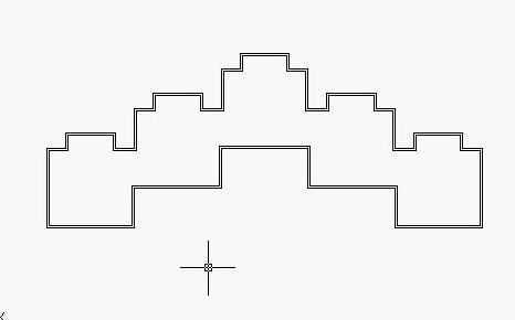 cad住宅楼平面图的绘制教程