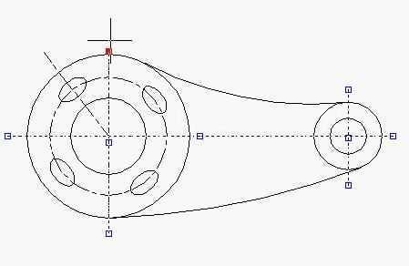 cad花坛平面图的绘制教程