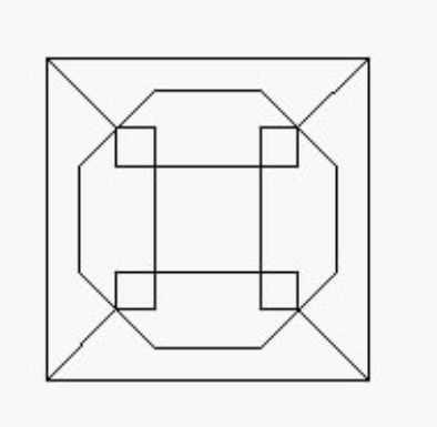 Cad花格平面图的绘制教程 如何下载