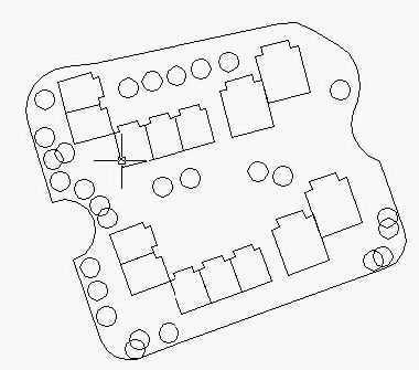 CAD教程平面图的绘制字体免费下载-AutoCA版07cad变小区插入怎样大