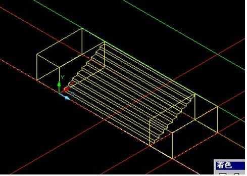 望江亭阁楼CAD三维造型实例视频教程免费下