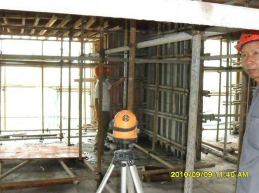 建筑工程测量放线施工标准做法图解