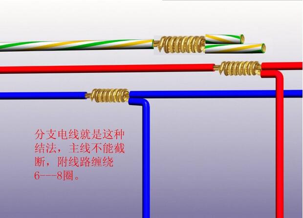 电缆电线接头方法 - 电气论文