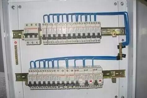 配电箱内部配线图解,只要你能懂,拆了也没事!