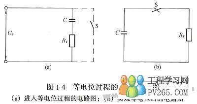 输电线杆塔空气间隙设计图