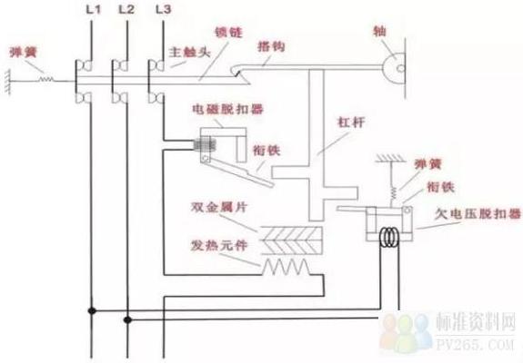 380v或直流220v以及以下的配电线路中,用来分配电能和保线路及电源