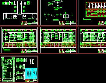 10kv配电系统设计图
