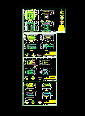 变配电室平面布置图