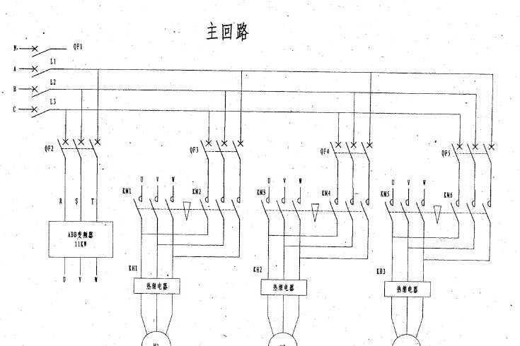 选用西门子S7-200型PLC,一拖三恒压供水全套图纸,含电气原理图,电气接线图,PLC外围接线图,PLC梯形图,安装调试数据,(A2图纸共14张)可直接用于工程上,可根据水泵大小电机大小调整交流接触器大小即可,图纸和程序不用改动。本人无私奉献,2000年时这套图纸要卖2万元以上呢。