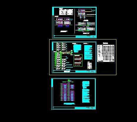 广州耀中广场智能照明系统图