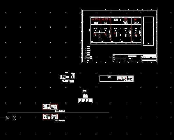 各种高低压断路器原理图及尺寸