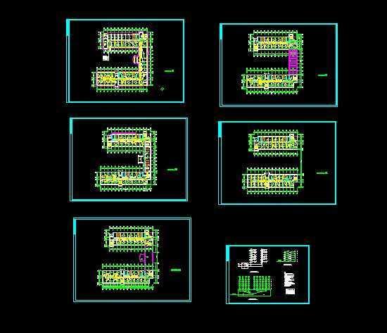 学校宿舍楼弱电图免费下载 - 电气图纸 - 土木工程网; 大学宿舍楼平面图片