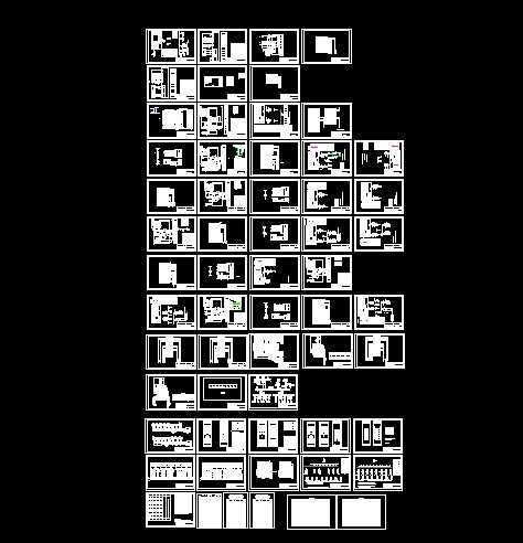 35kv降压变电所图纸creo怎样中模具设计模块安装图片