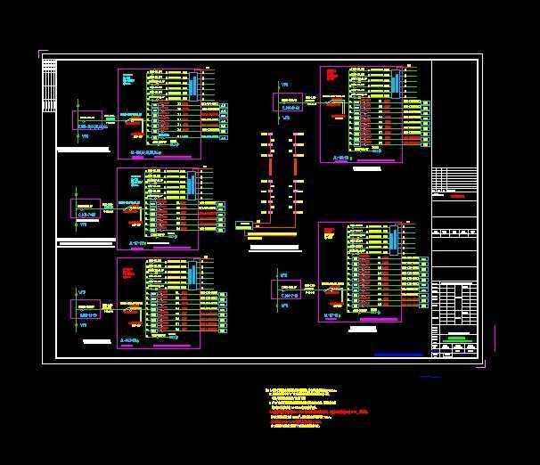广州某大厦强电施工图免费下载 - 电气图纸 - 土木