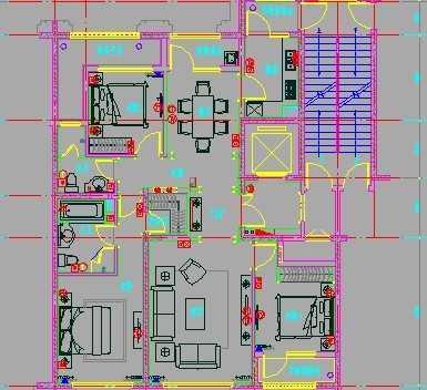 弱电世界设计图免费下载我的高端平面别墅设计图图片