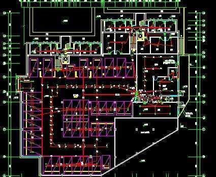 电气施工图纸免费下载