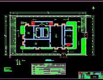 室内35kv变电站设计图纸免费下载