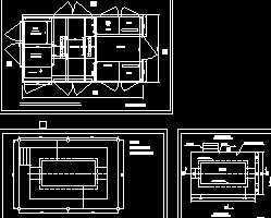 315kva箱式变电站平面图图片