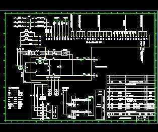 发电机励磁图纸及v图纸励磁结构原理图免费下载系统结构装置框架图片