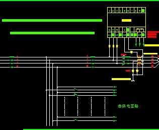 逆功率继电器接线原理电路图