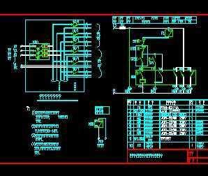 一级配电箱电路�_照明配电箱电源接通控制电路图
