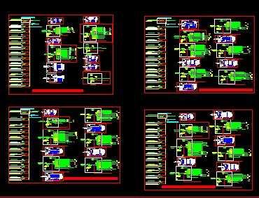 电气火灾监控系统图免费下载