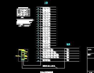 某漏电单杠监控系统图免费下载图纸火灾图片